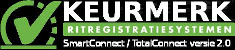 keurmerk ritregistratiesystemen routeconnect